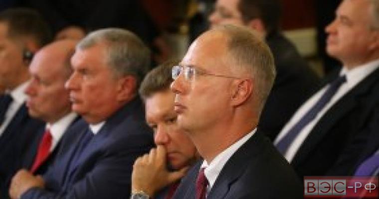 Кирилл Дмитриев, глава РФПИ, во время российско-китайских переговоров в Москве