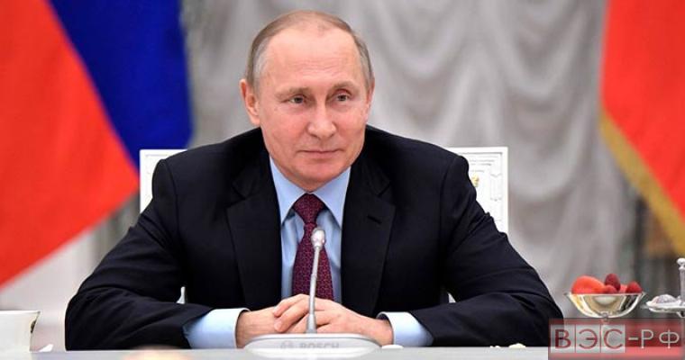 Владимир Путин встретится с президентом ФРГ
