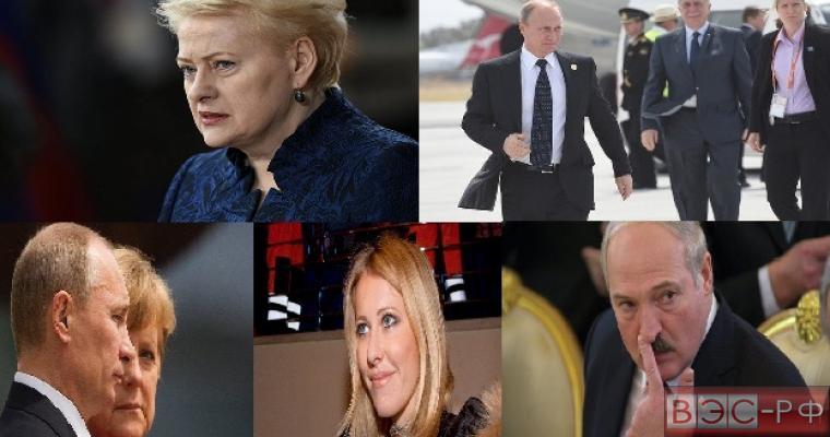 Топ самых читаемых новостей России и мира за неделю