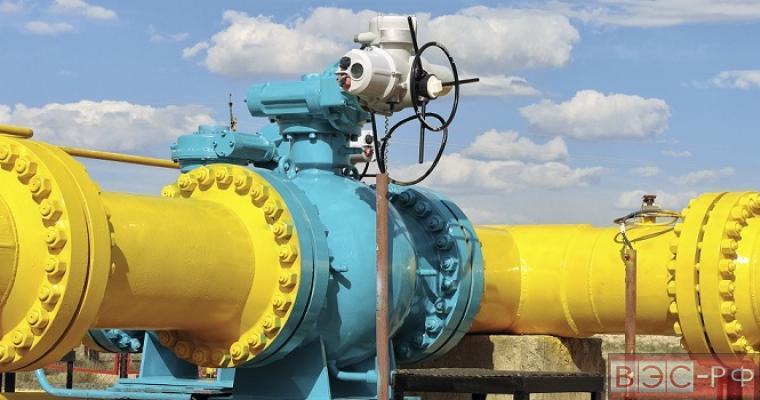 Российский газ в Украине