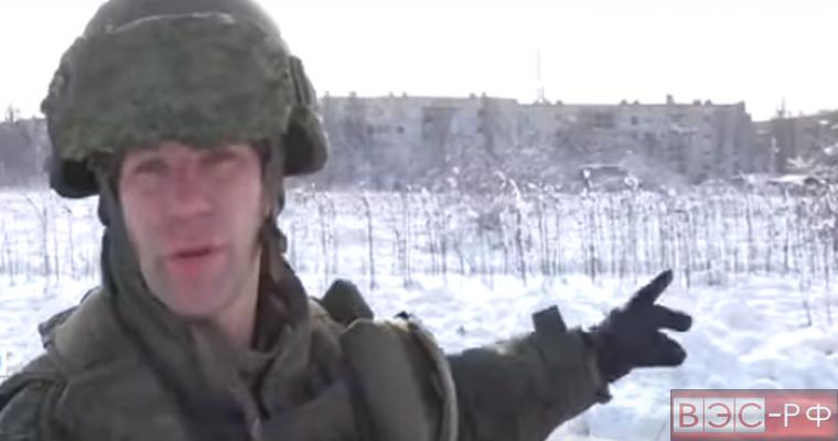 военкор армии ДНР Михаил Андроник