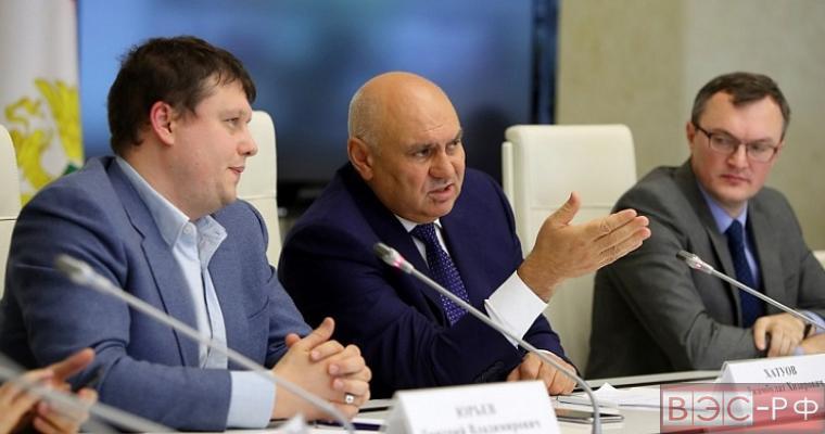 Заседание Оперативного штаба по мониторингу и регулированию рынка зерна