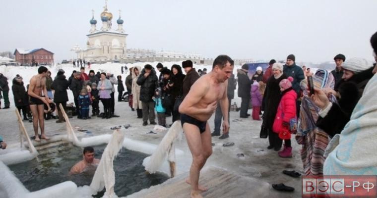 Погода на Крещение в Москве