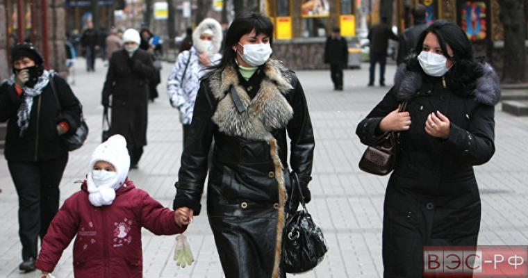 Эпидемия гриппа в Европе, эпидемия  кори на Украине