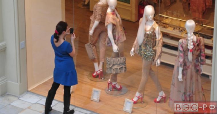 Российские магазины останутся без привычных манекенов