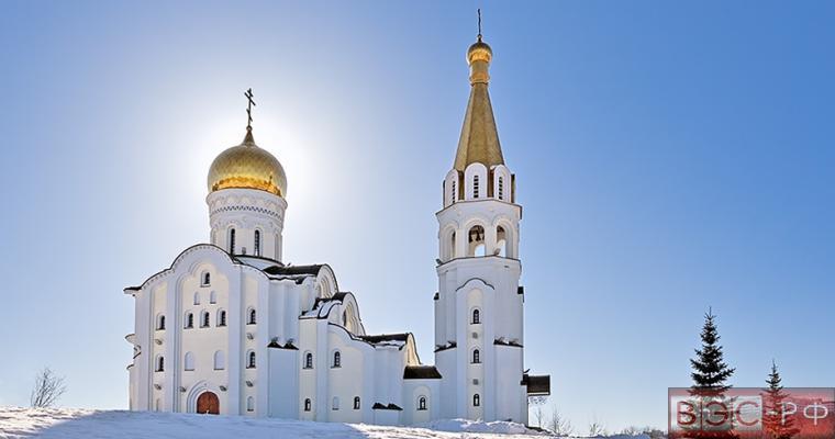 Православная храм