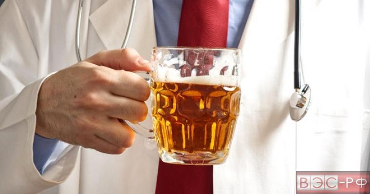 """Пиво, как лекарство: ученые выяснили от каких недугов помогает """"пенное"""""""