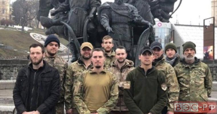 Иностранный легион в Украине