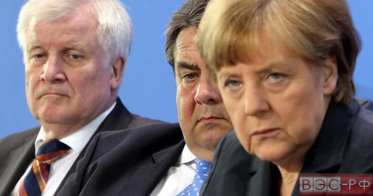 Заместитель Меркель едет в Москву