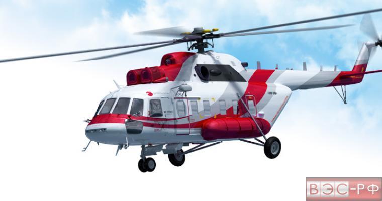 российский вертолет Ми-171