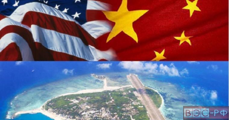 Споры вокруг Южно-Китайского моря