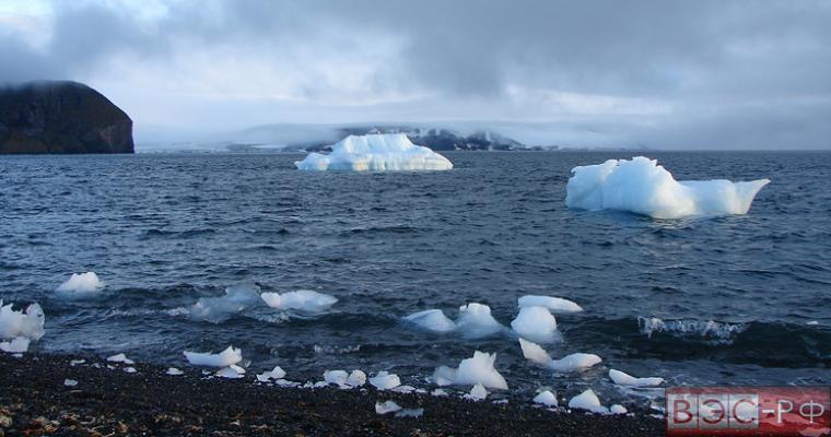 Гидроакустическую систему для защиты территориальных вод России в Арктике
