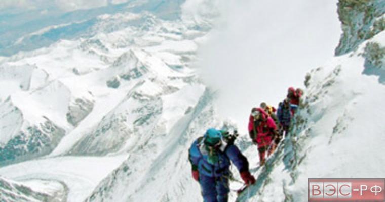 В Альпах нашли останки пропавших людей