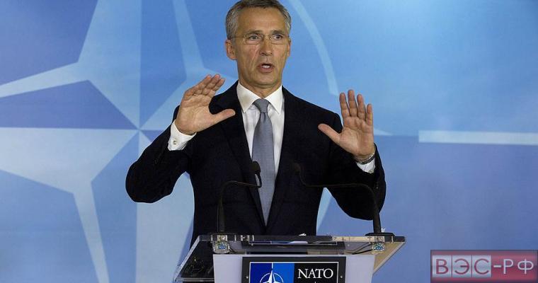 Генсек НАТО обеспокоен движение кораблей российской авиагруппы