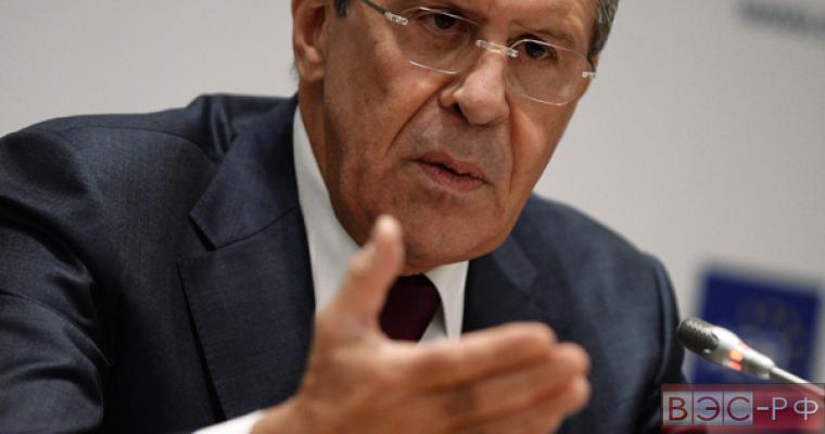 """Лавров прокомментировал возможность встречи министров """"нормандской четверки"""""""