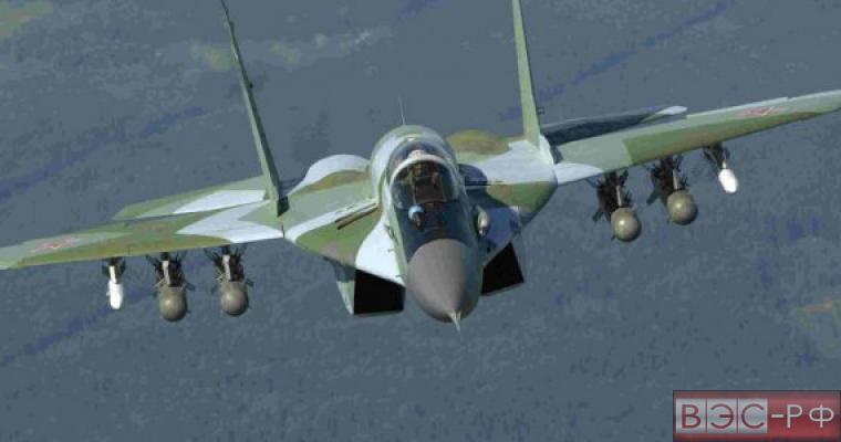 Российский истребитель МиГ-29 «свел НАТО с ума»