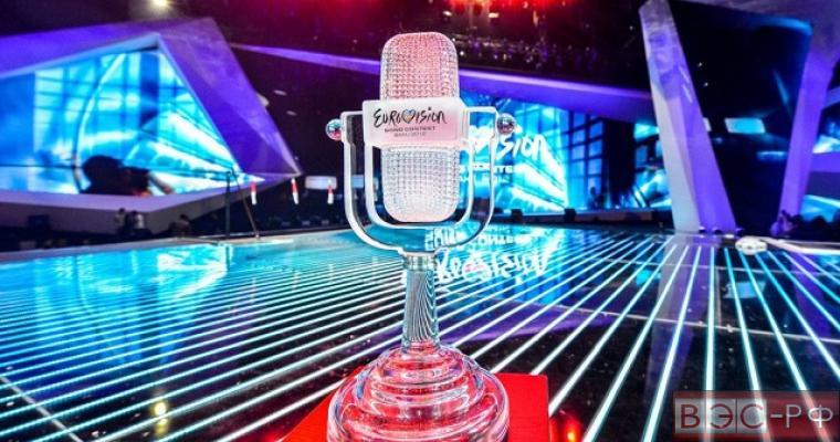 Главный приз Евровидения-2017 – хрустальный микрофон