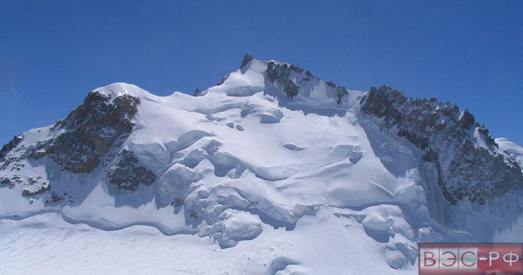 Во Франции найдены тела трех альпинистов
