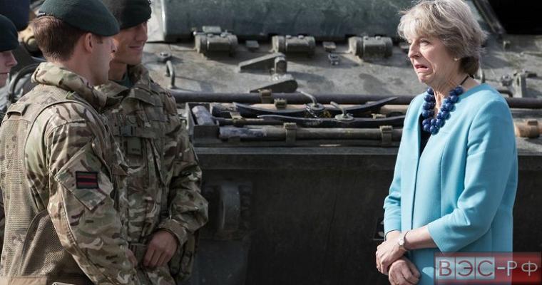 Британская армия показала мощь с помощью голливудских спецэффектов