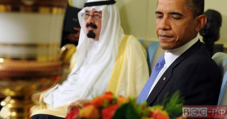 Америка лишится инвестиций Саудовской Аравии