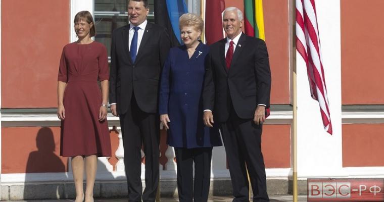 Борьба Прибалтики за «трубу»: Литва блефует, Эстония возражает, а РФ ждет