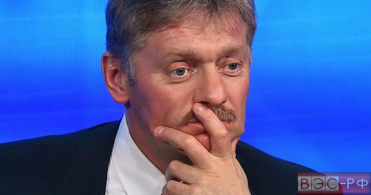 Александр Песков пресс-секретарь В.В.Путина
