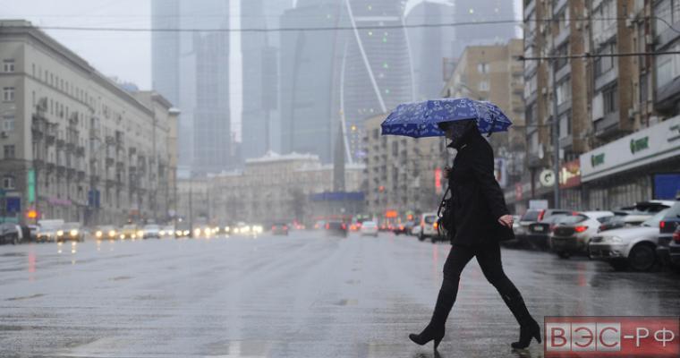 Погода в Москве, аномальная жара на Урале