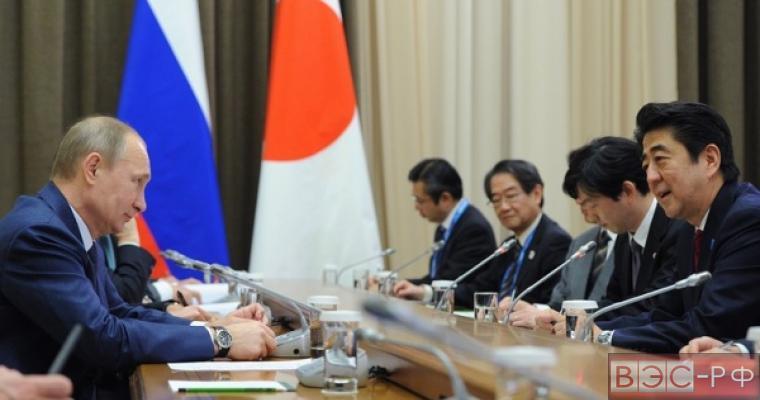 Япония хочет и Курилы, и акваторию вокруг них