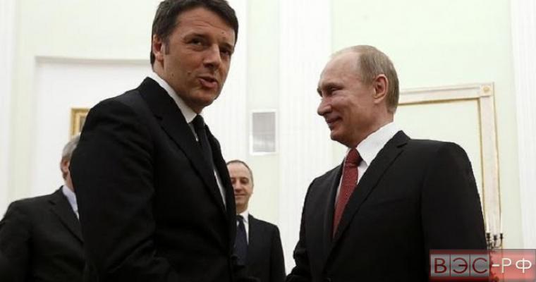 """Стало известно, почему Италия """"тормозит"""" продление антироссийских санкций"""