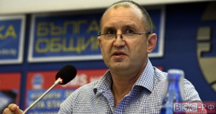 Кандидат в президенты Болгарии Румен Радев беспокоит Запад