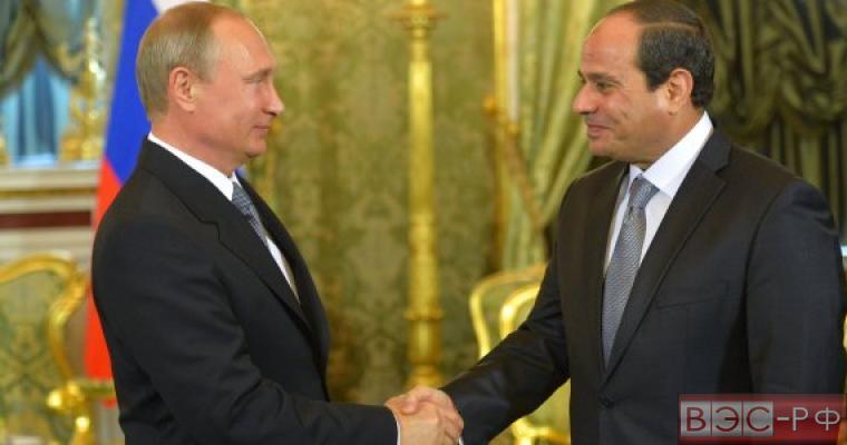 Египет делает хитрый ход, чтоб добиться расположения России