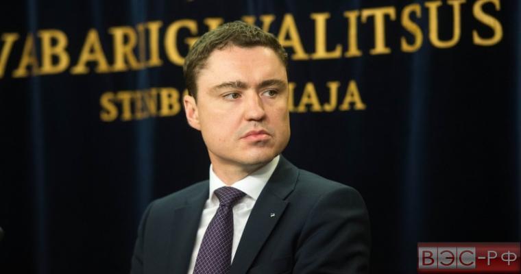Премьер-министр Эстонии