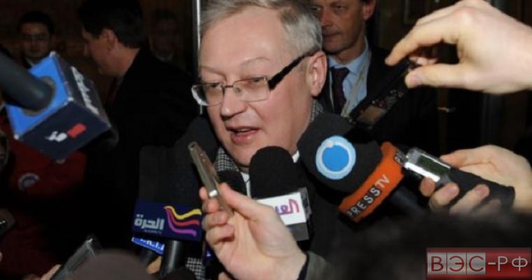 МИД: о подлинном партнерстве с США по Сирии речи быть не может