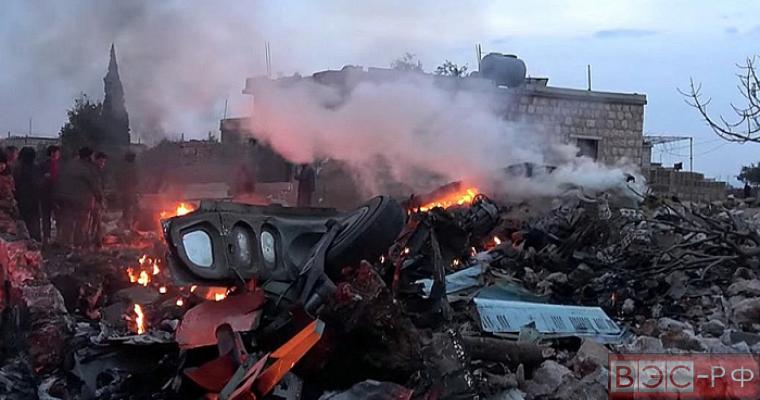 Последние слова российского летчика: «Это вам за пацанов!»