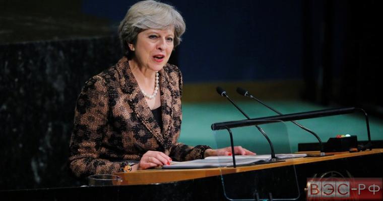 Мэй объяснила решение начать удары по Сирии