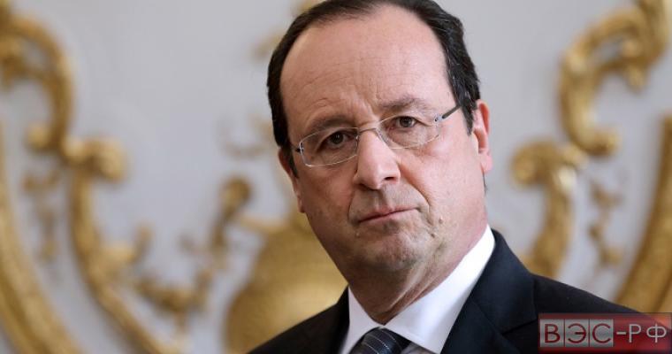 Олланд должен заключить союз с Путиным