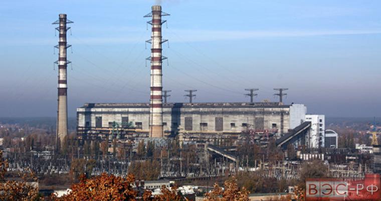 На Украине остановят работу четырех крупнейших ТЭС