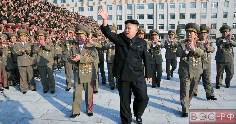 """За агрессию США народ КНДР требует наказать """"огненным градом"""""""