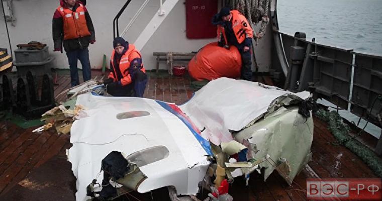 Катастрофу с Ту-154 над Чёрным морем организовали диверсанты