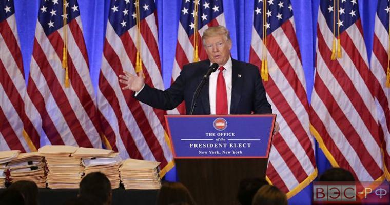 На Украине вызвало беспокойство то, что сказал Трамп на пресс-конференции