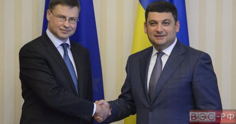 Украина договорилась с ЕС об ускорении реформ