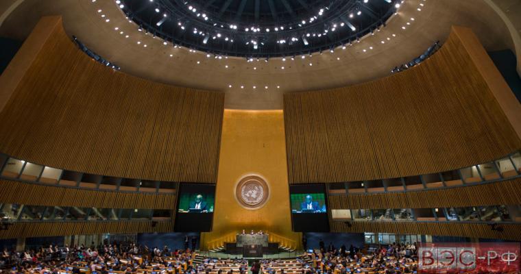 ООН поддержала
