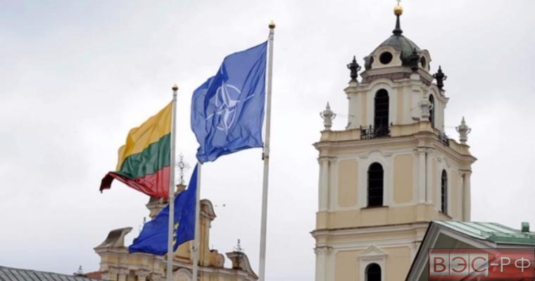 Литва требует от ЕС продления антироссийских санкций