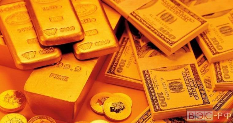 Центробанки избавляются от долговых бумаг США