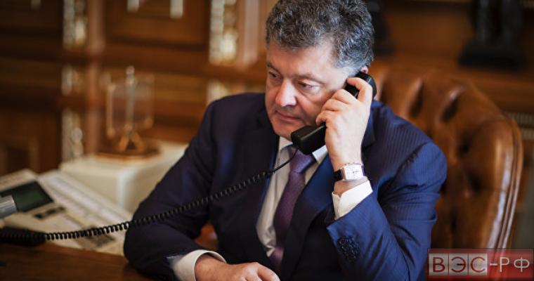 пранкеры опять разыграли Порошенко