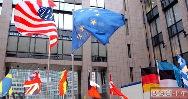ЕС подала иск к США