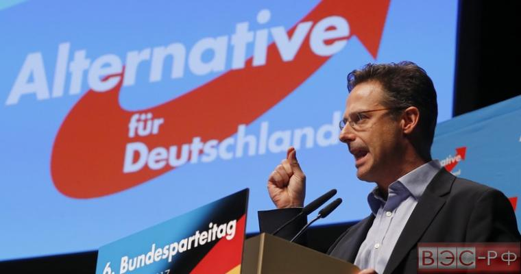 Кандидат партии «Альтернатива для Германии»