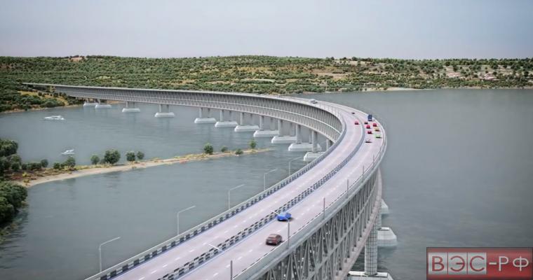 Украина мечтает всячески остановить строительство Керченского моста