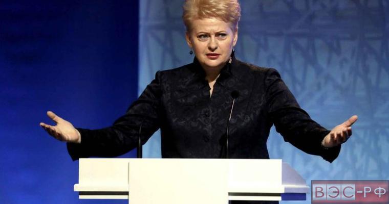 Литва предложила перенести штабы НАТО