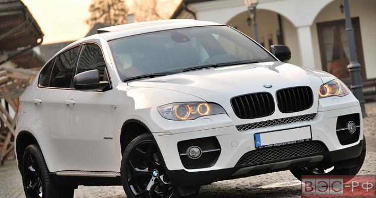 BMW X6 подаренный за победу в Олимпиаде